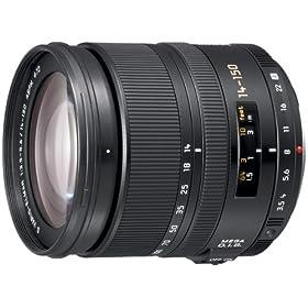 【クリックで詳細表示】Amazon.co.jp|Panasonic フォーサーズ用 ライカ D VARIO-ELMAR 14-150mm ASPH. XSM. MEGA O.I.S. 高倍率ズーム L-RS014150|カメラ・ビデオ通販
