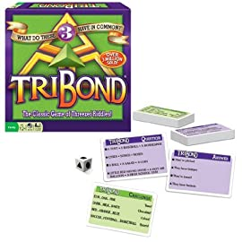 Tribond Riddle Game