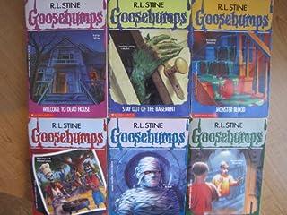 Book Cover: Goosebumps - Sorria E Morra - Vol. 1
