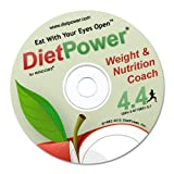 DietPower - Top-Rated Calorie Counter, Nutrient Tracker, Weight Loss and Diet Software