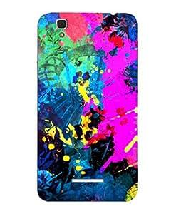 FurnishFantasy Designer Back Case Cover for YU Yureka
