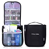 P.Ku.Vdsl Hanging Toiletry Bag Multifunction Waterproof Travel Storage Makeup Cosmetic Bag Beauty Kit Tour Case...