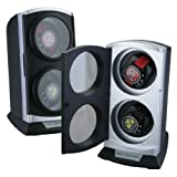 Double Automatic Watch Winder With Built in IC Timer for most kinds of automatic watches