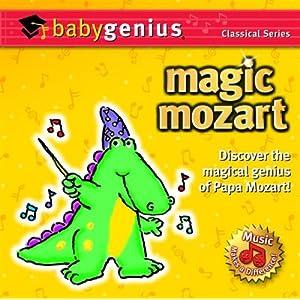 Baby Genius -  Magic Mozart