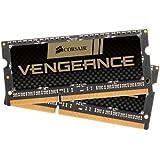 Corsair Vengeance 16GB (2x8GB) DDR3 1600 MHz (PC3 12800) Laptop Arbeitsspeicher (CMSX16GX3M2A1600C10)