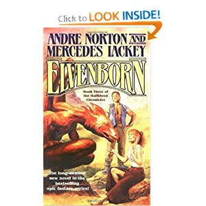 Elvenborn (The Halfblood Chronicles) by Andre Norton and Mercedes Lackey