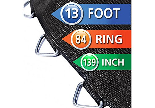 139-Round-Jumping-Mat-with-84-Rings-FITS-13-ROUND-TRAMPOLINE-FRAMES-USING-55-SPRINGS-MAT-ONLY