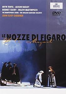 Mozart: Le Nozze di Figaro (The Marriage of Figaro) -- Paris/Gardiner [DVD] [1993] [NTSC] [2001]