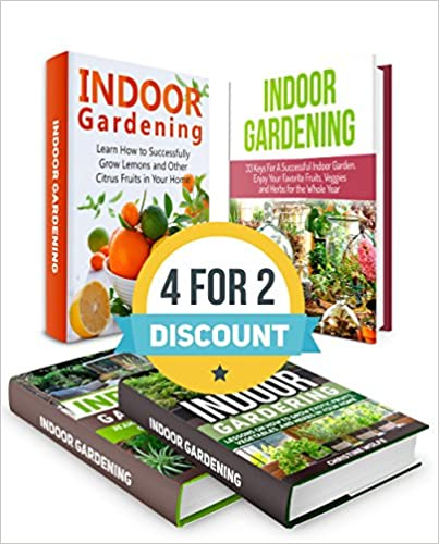 Indoor Gardening Box: 33 Keys and 35 Amazing Tips to Start Organic Indoor Garden. 11 Lessons to Grow Exotic Fruits, Vegetables and Herbs. Learn How to ... gardening, gardening, tropical plants)