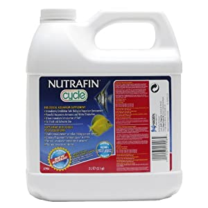 Nutrafin Cycle Bio Filter Supplement, 67.5-Ounce