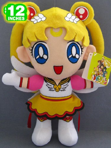 Sailor Moon Sailor Princess 12 Inch Plush Doll image