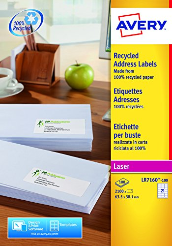 avery-lr7160-100-2100-etiquettes-dadressage-blanches-adhesives-100-recyclees-personnalisables-635x38