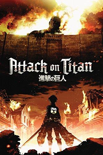 Attack On Titan XXL Poster Manga / Anime (40