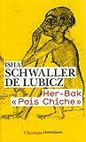 """Her-Bak """"Pois Chiche"""". Visage vivant de l'ancienne Egypte"""