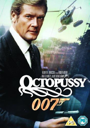 Octopussy [DVD] [1983]