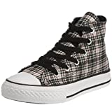 Converse Youth Chuck Taylor AllStar Plaid HI Lace-Up
