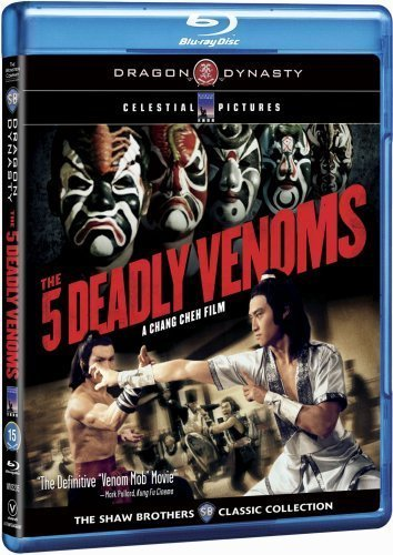 The Five Deadly Venoms [Blu-ray] by The Weinstein Company