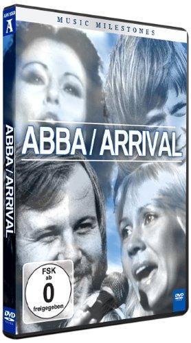 Abba - Arrival (1984 - Clear Polar - POLCD 272