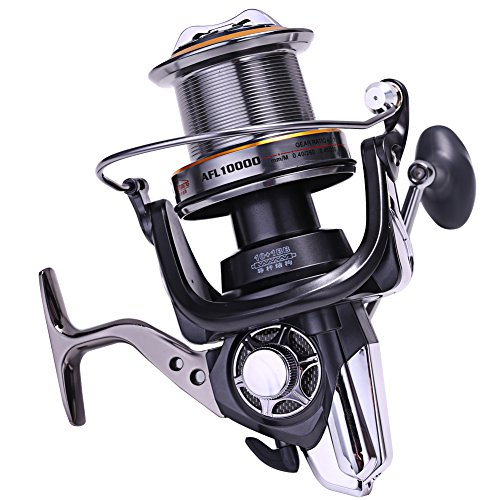 sougayilang afl10000 big spool casting spinning fishing
