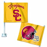 NCAA USC Trojans Car Flag at Amazon.com