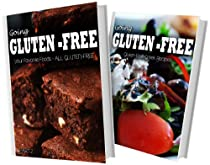 YOUR FAVORITE FOODS - ALL GLUTEN-FREE PART 2 AND GLUTEN-FREE GREEK RECIPES: 2 BOOK COMBO (GOING GLUTEN-FREE)