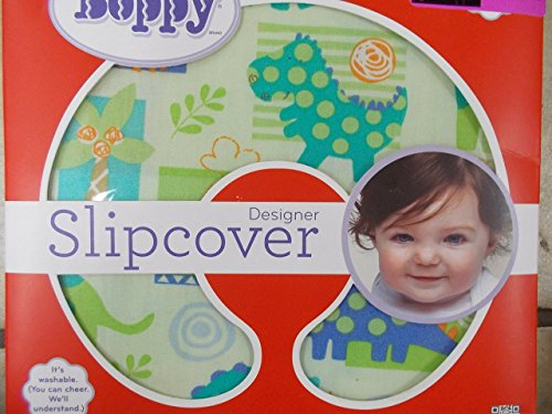 Boppy Designer Slipcover, Dinosaur Days