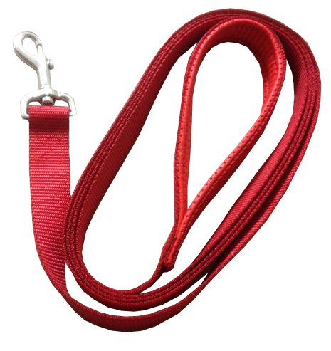 Brand New Extra Long Strong Dog Animal Leash with Padded Handle for Comfort - Dog Freedom a Little - Easy to Use & Strong - Pet Supplies for Dog Training - Dog Leash Lead Extra Long