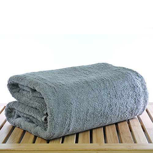 Luxury Hotel Towel 100% Genuine Turkish Cotton Towel (Oversized Bath Sheet 40