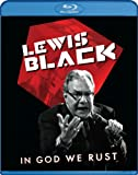 Lewis Black: In God We Rust [Blu-ray]