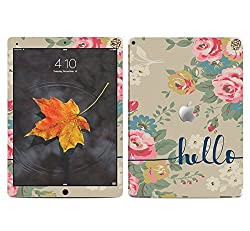 Theskinmantra Hello me SKIN/STICKER/VINYL for Apple Ipad Pro Tablet 12.9 inch