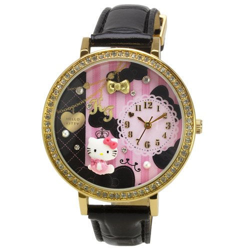 Deco Ladies Watch Hello Kitty Watch Ktd01