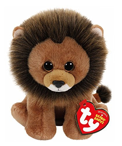 "Ty Beanie Babies 6"" Cecil the Lion New release 2015 (Limited) Ready to Ship!!"