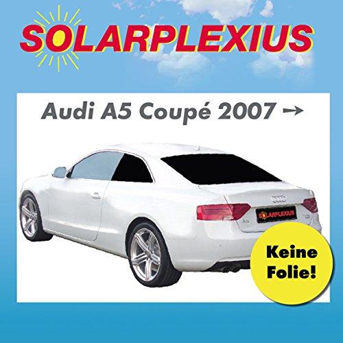 autosonnenschutz audi a5 coupe solarplexius bj 2007 27023d 3. Black Bedroom Furniture Sets. Home Design Ideas