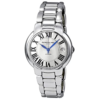 Raymond Weil Jasmine Automatic Silver Dial Ladies Watch 2935-ST-00659