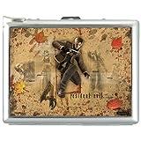 resident evil 4 v1 cigarette case lighter card Case