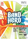 echange, troc Band Hero - Game Only (Wii) [import anglais]