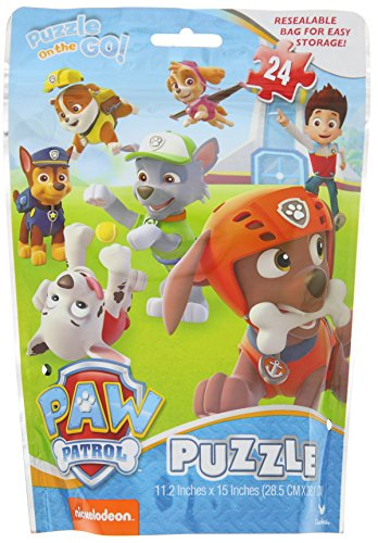 Paw Patrol 24 Pc Puzzle in Bag