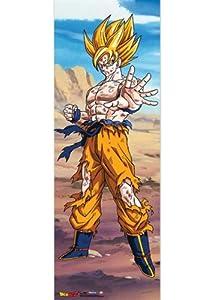 Dragon Ball Z: Goku Battle Wall Scroll Tall GE5396