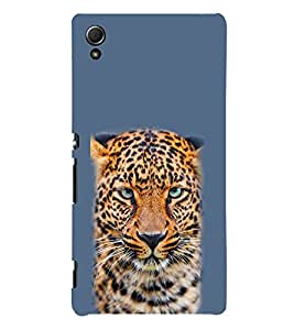 EPICCASE Cheetah Mobile Back Case Cover For Sony Xperia Z4 Mini / Z4 Compact (Designer Case)