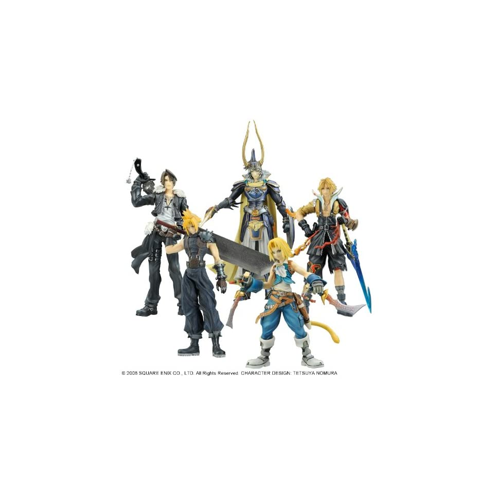 DISSIDIA FINAL FANTASY TRADING ARTS vol.1 BOX [JAPAN] SquareEnix Square Enix