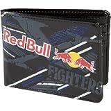 Fox Racing Red Bull X-Fighters Strike Thru Men's Fashion Wallet - Black / One Size