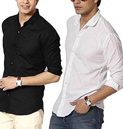 50% Off Or More Off On Men's Shirts By Amazon | Super Weston Men's Casual Shirt @ Rs.799