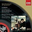 Haydn - Boccherini : Concertos pour violoncelle
