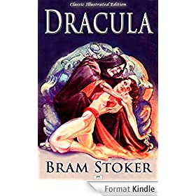 Dracula (Classic Illustrated Edition) (English Edition)