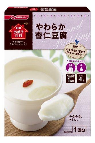 日清フーズ やわらか杏仁豆腐 60g×6個