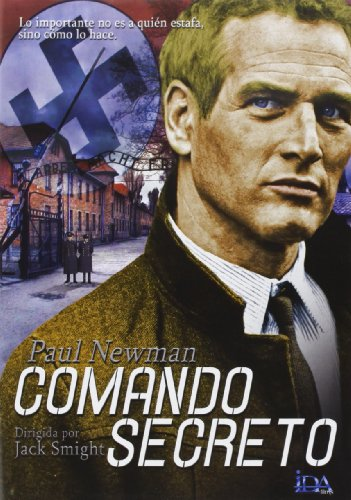 Comando Secreto [DVD]