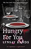 Hungry for You. by Lynsay Sands (Argeneau Vampires 14)