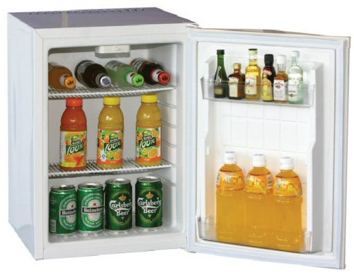 Caldura 40 litre Silent Mini Fridge (White)