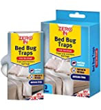 Zero In Bed Bug Traps - 3 Pack