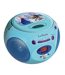 Disney Die Eiskönigin Elsa Anna Mädchen Boombox - blau